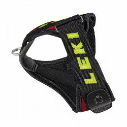 Paski LEKI Trigger Shark M-L-XL red