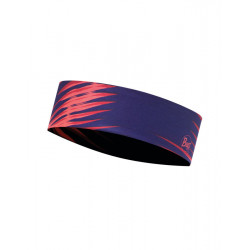 Opaska BUFF UV Headband Slim OPTICAL PINK FLUOR