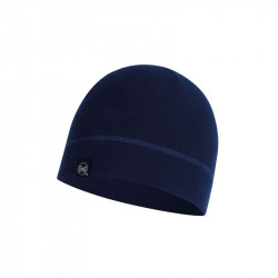 BUFF® Czapka Polar Hat SOLID NIGHT BLUE